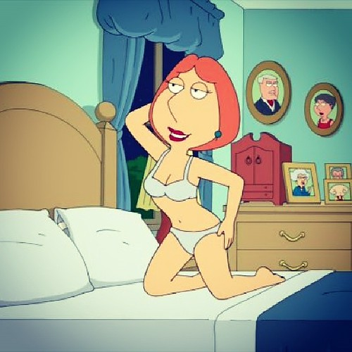 Lois Griffin Sex Scene 22
