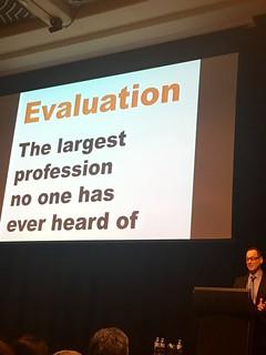 Evaluation. John Gargani.