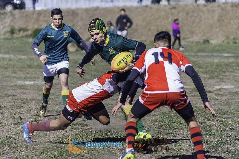 Rio Grande RHC vs Universitario - M18