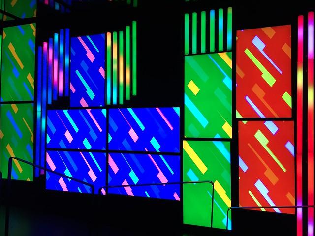 Colour and Rhythm
