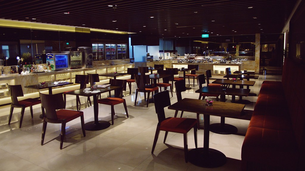 SilverKris First Class Lounge | Terminal 2 at SIN Changi A… | Flickr
