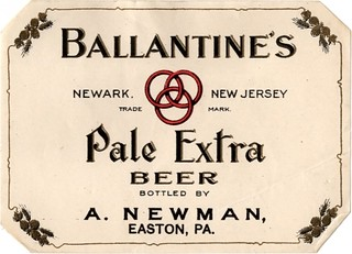 Ballantines-Pale-Extra-Beer-Labels-Ballantine | by jbrookston