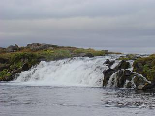 005 Waterval bij rivierdoorsteek Grafarlandaá
