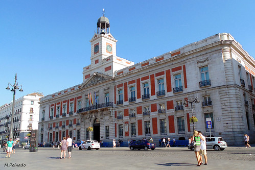Real Casa De Correos Sede De La Comunidad De Madrid 008598