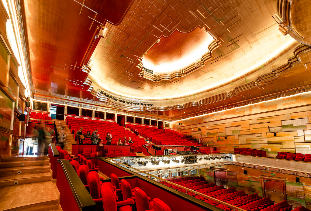 Capitol Capitol Music Theatre Big Hall Teatr Muzyczny C Flickr