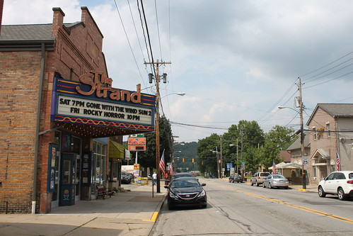 Strand Theater, Zelienople, PA | by joseph a