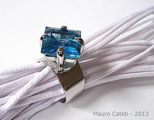 Topaz ring | by Mauro Cateb
