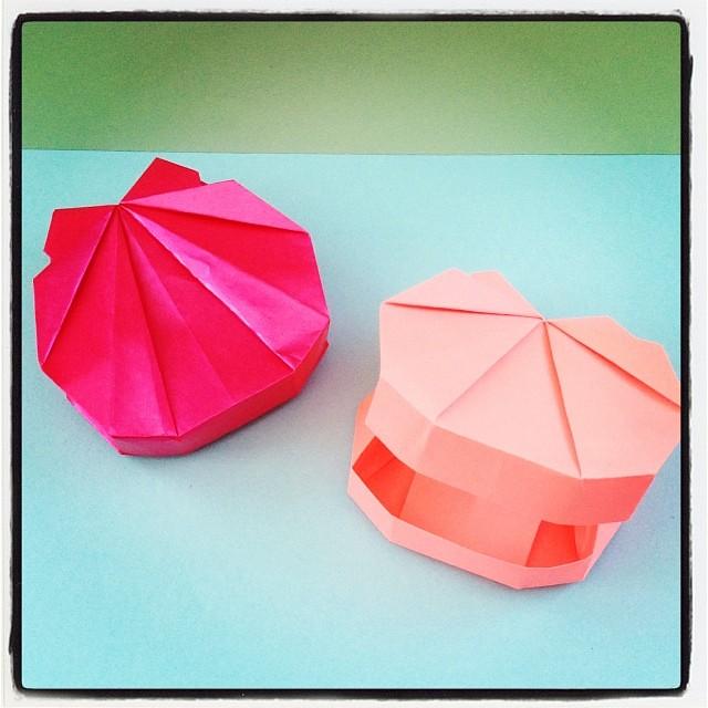 Shell Shaped Box By Akiko Yamanashi From The Book Decorati Flickr
