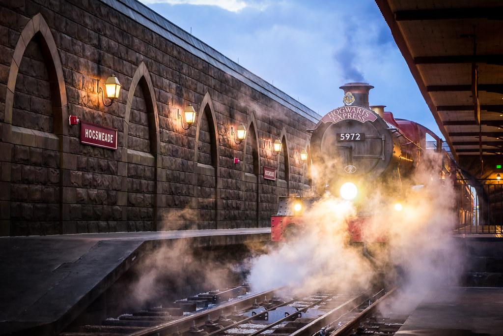 Universal - Hogwarts Express