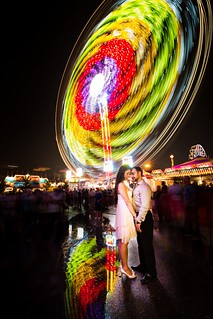 CNE Engagement Picture | by Sai Kit Chu Photography