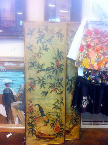 thrift store panels | by thevitas