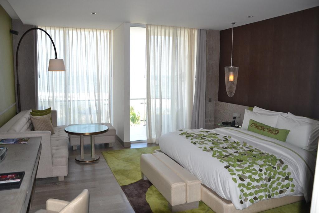 W Hotel Bali room