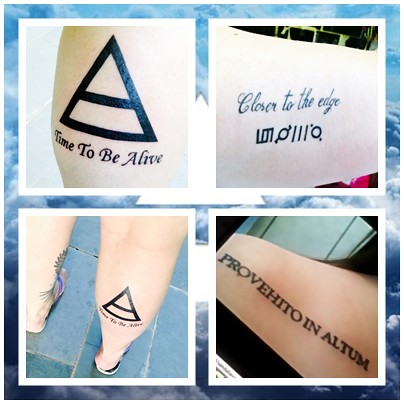 Thirty Seconds To Mars Tattoos Flickr