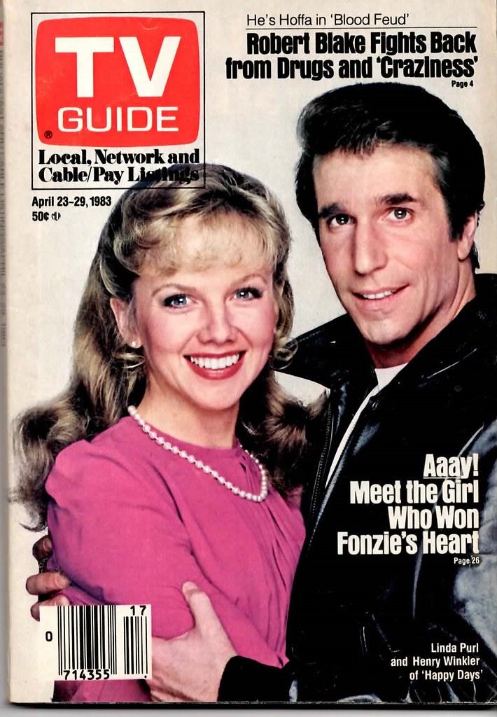 Tv guide april 23 1983 happy days ashley fonzie flickr tv guide april 23 1983 happy days ashley fonzie by m4hsunfo