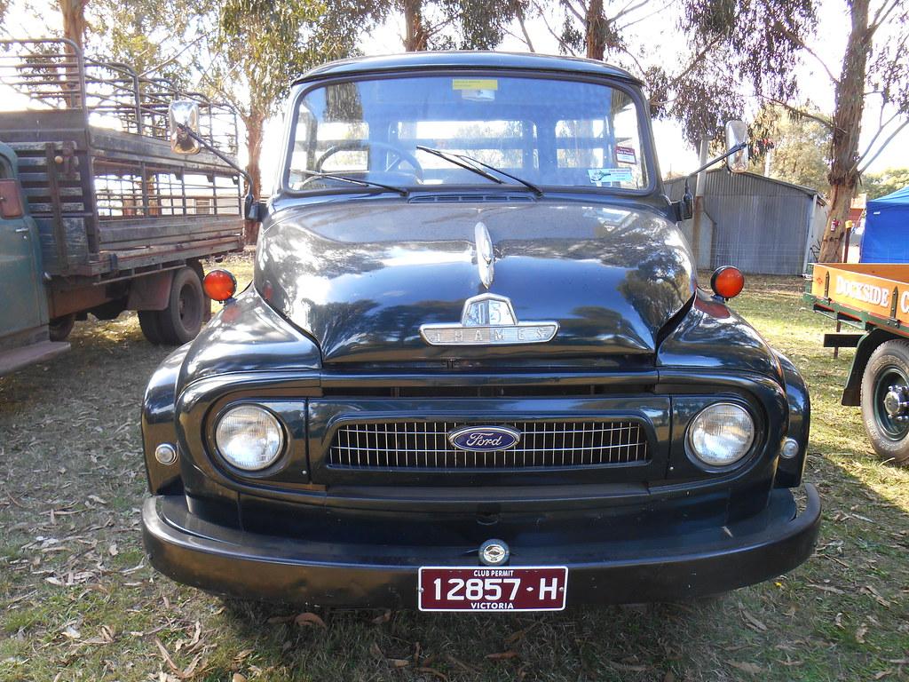 1965 Ford Thames Trader Truck | Rare 1965 Ford Thames Trader… | Flickr