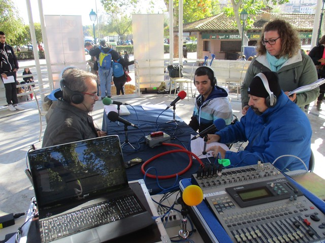 Programa Especial ADACE en el Paseo de La Vega (8 de noviembre de 2016)