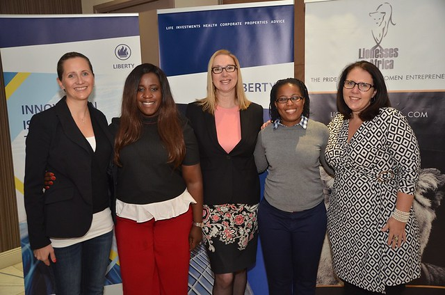 Liberty Women In Innovation Breakfast Session JHB 19 October 2016