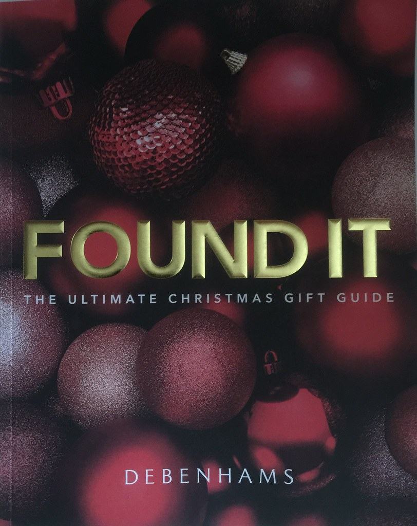 Debenhams Ireland Christmas Catalogue / Gift Guide 2016 | Flickr