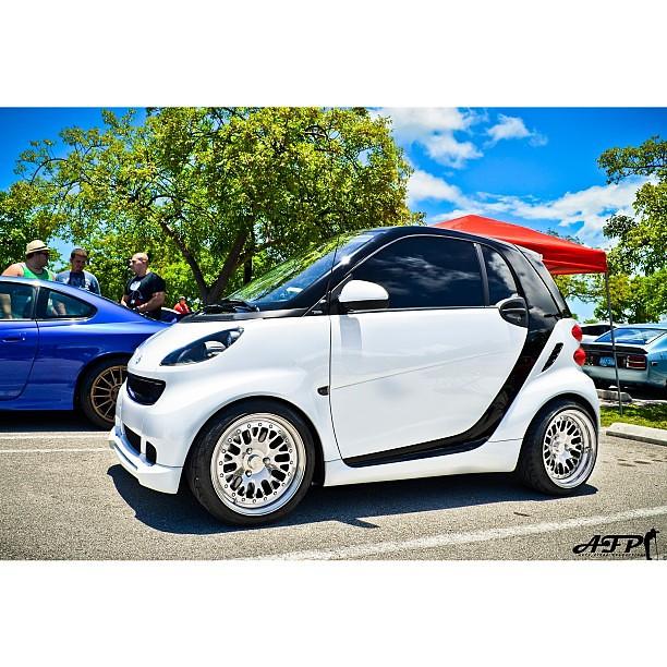 Smart Car On Ccw