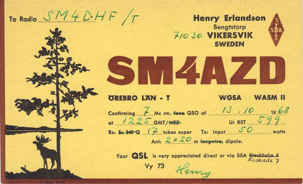 Sm4azd 1968 Orebro Sandaramatorer Flickr