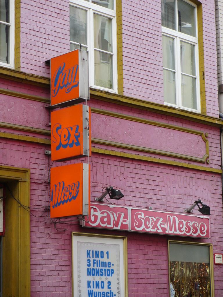 Sex Shop In Cologne