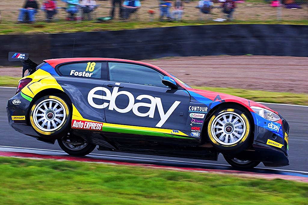 DSC_2642-BTCC-Knockhill Scotland 2013-ebay motors-BMW 125i… | Flickr