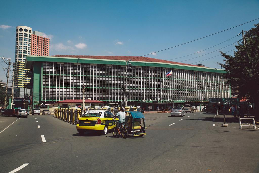 Bureau of immigration head office manila philippines fu flickr