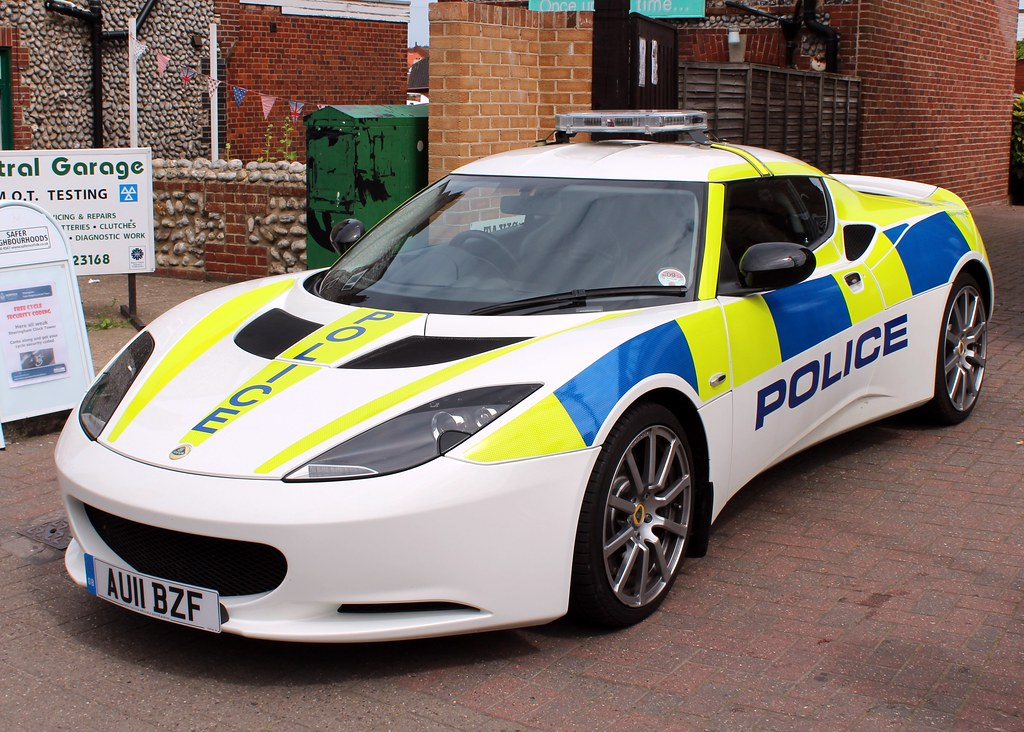 2011 Lotus Evora S Police Car Au11bzf 2011 Lotus Evora S4 Flickr