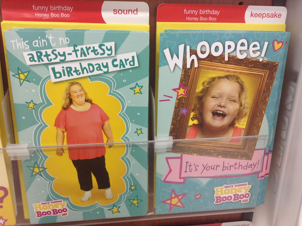 Honey boo boo greeting cards at walmart stores 62014 pic flickr pics by mike mozart honey boo boo greeting cards at walmart stores 62014 pics by mike mozart m4hsunfo
