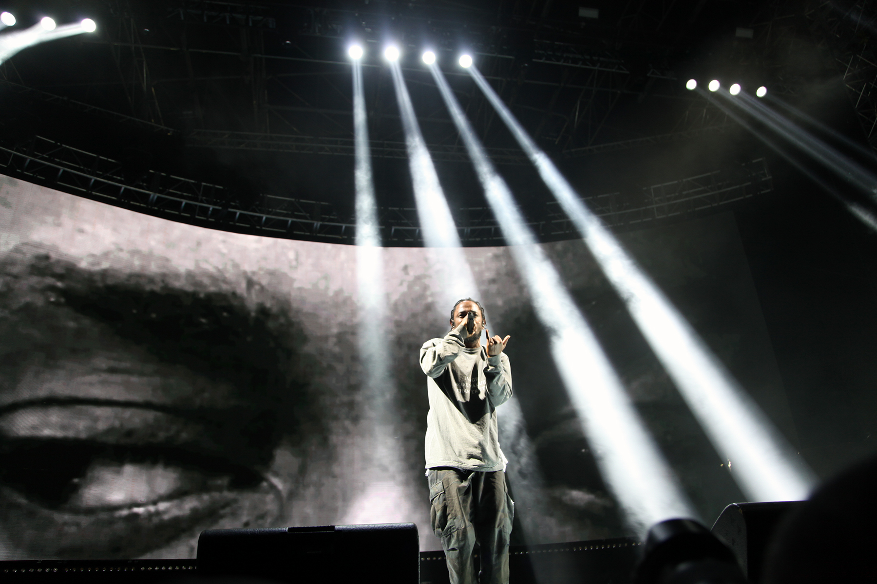 FYF Kendrick Lamar