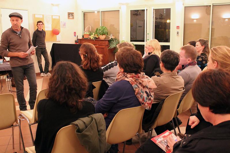 2016 Théâtre forum sur la parentalité
