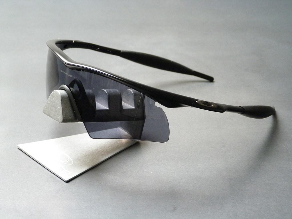 Oakley SI M Frame® Hybrid Black w/Grey | Oakley SI M Frame® … | Flickr