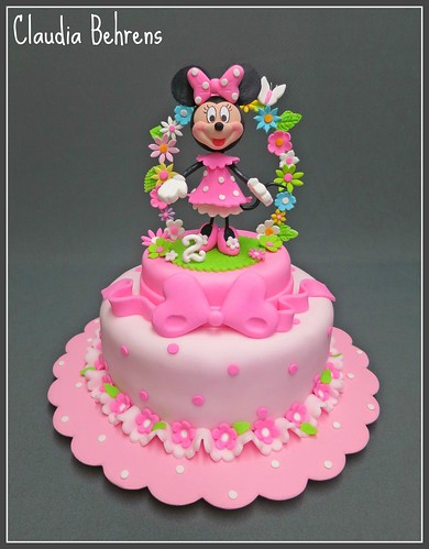 minnie mouse cake gavi - claudia behrens | by Claudia Behrens ~ Cakes