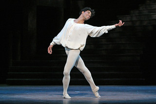 Carlos Acosta in Romeo and Juliet © Dee Conway, 2006 | by Royal Opera House Covent Garden
