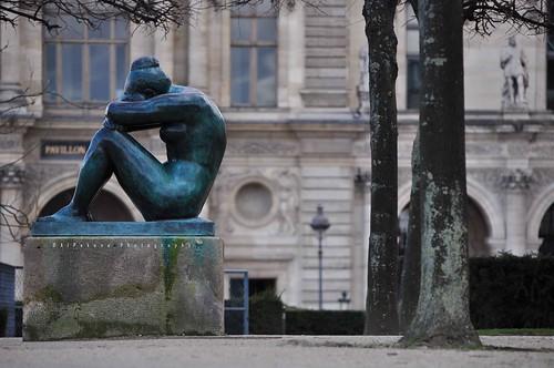 Statue jardin des tuileries alex pekone flickr - Statues jardin des tuileries ...