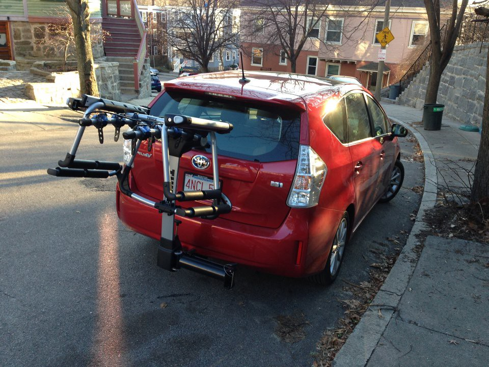 Toyota Prius V Ecohitch By Torklift Central
