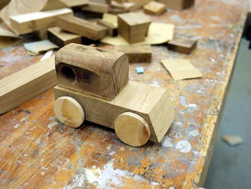 Coventry University Automotive Design - 4