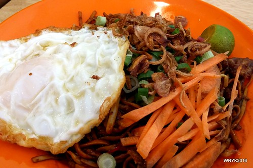 Mamak Fried Kampua Noodles