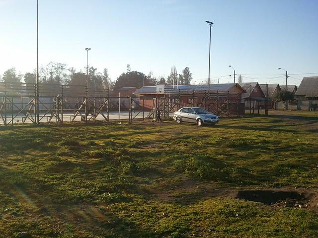 """Plaza """"Modestos Palacios"""""""