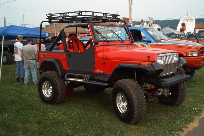 ... Tricked Out Jeep Wrangler YJ | By Geepstir