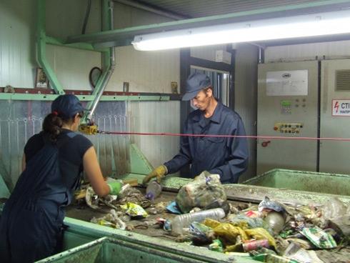 сміттєпереробний