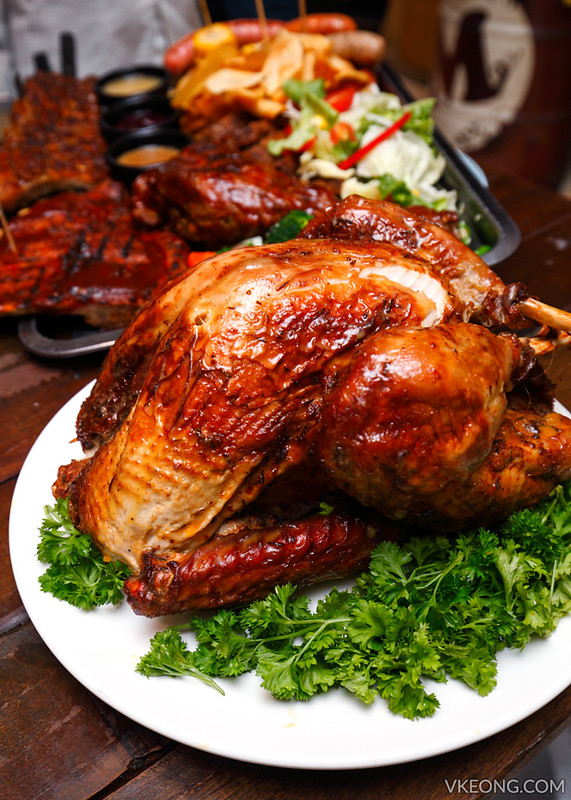 Morganfield's Roasted Whole Turkey