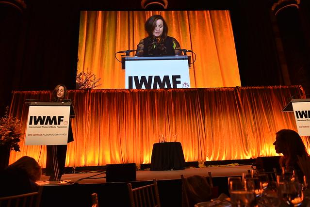 2016 Courage in Journalism Awards - New York