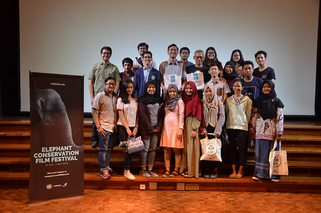 Elephant Conservation Film Festival Day 2