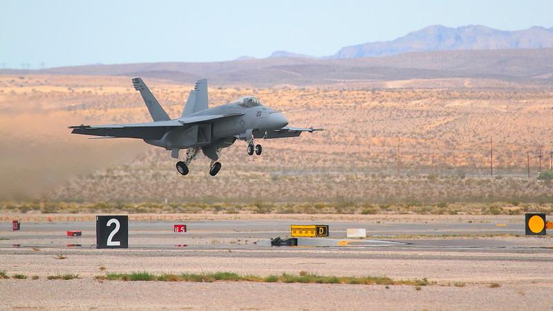IMG_4992 F-18F TAC Demo, Nellis AFB Airshow