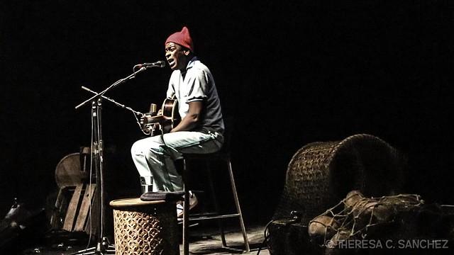 Seu Jorge at The Howard Theatre, Washington, D.C., 11/8/16
