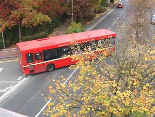 First Cymru bus in Haverfordwest