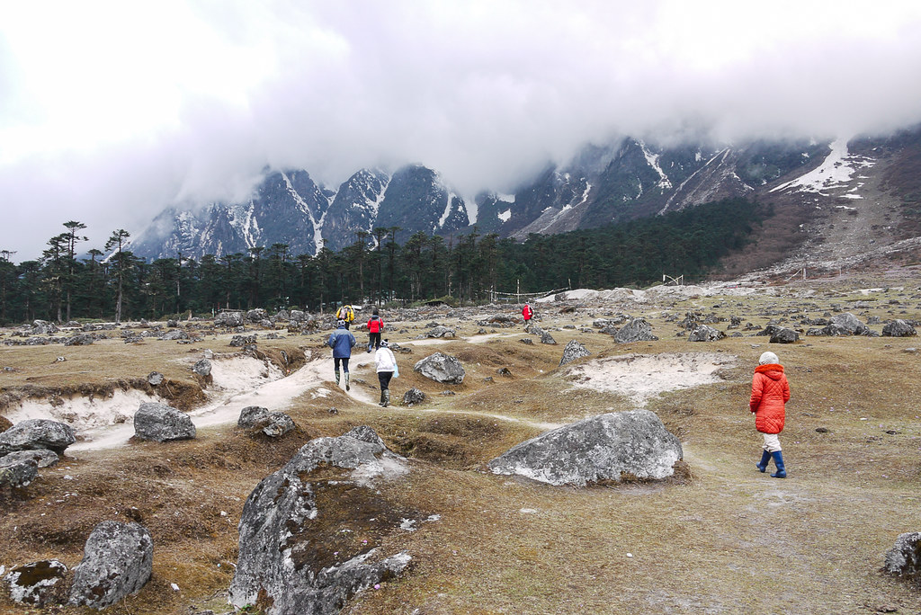Beautiful Yumthang Valley, Sikkim