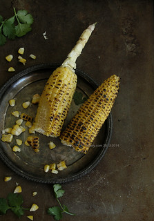 Fire Roasted Corn 1 | by Soma.R