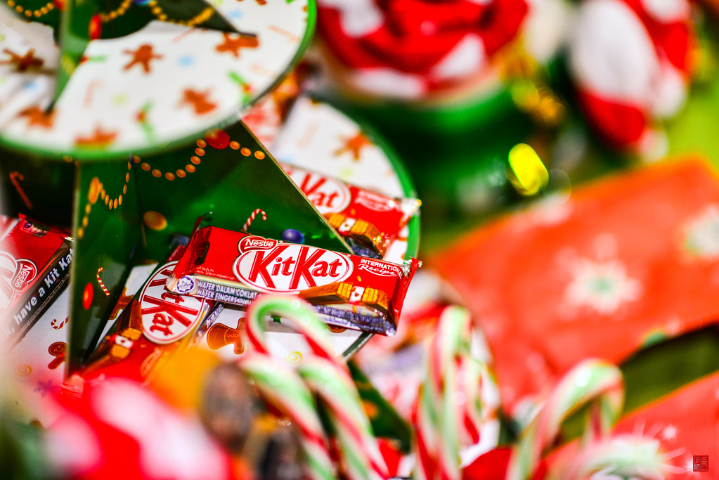 Kit Kat CHRISTmas Tree | CHRISTmas 2013 - KIT KAT CHRISTmas … | Flickr